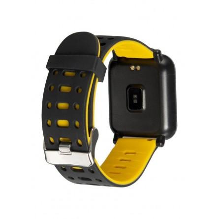 Изображение Фитнес браслет Gelius GP CP 11 Black yellow - изображение 2