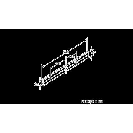 Изображение Вытяжки Bosch DFM064W50 - изображение 4