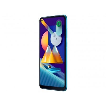 Изображение Смартфон Samsung Galaxy M 11 3/32 Gb MBN Blue (M 115 F) - изображение 2