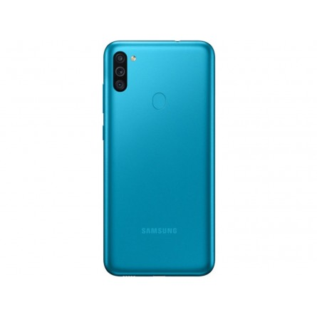 Изображение Смартфон Samsung Galaxy M 11 3/32 Gb MBN Blue (M 115 F) - изображение 3