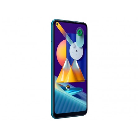 Изображение Смартфон Samsung Galaxy M 11 3/32 Gb MBN Blue (M 115 F) - изображение 6