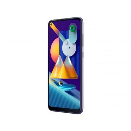 Изображение Смартфон Samsung SM-M115F (Galaxy M11 3/32Gb) Violet (SM-M115FZLNSEK) - изображение 7