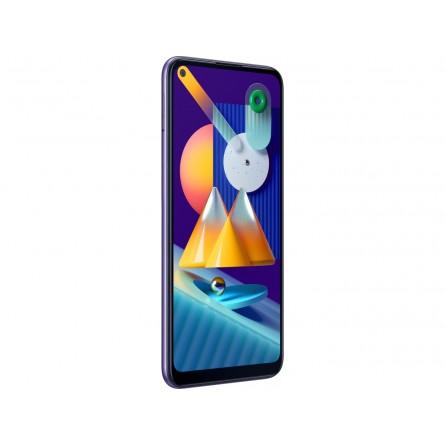 Изображение Смартфон Samsung SM-M115F (Galaxy M11 3/32Gb) Violet (SM-M115FZLNSEK) - изображение 4