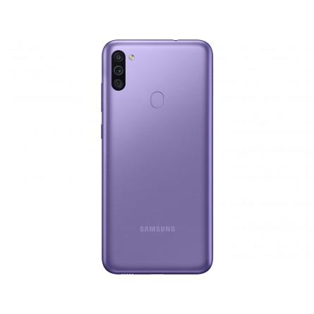 Изображение Смартфон Samsung SM-M115F (Galaxy M11 3/32Gb) Violet (SM-M115FZLNSEK) - изображение 6