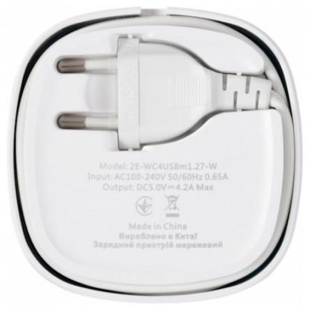 Изображение СЗУ 2E WC 4 USB M 1.27  W - изображение 3