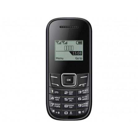 Изображение Мобильный телефон Nomi i 144 m Black - изображение 2