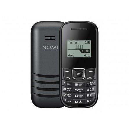 Изображение Мобильный телефон Nomi i 144 m Black - изображение 1