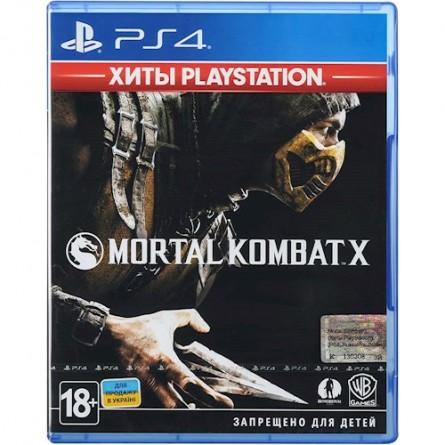 Изображение Диск Sony BD Mortal Kombat X 2217088 - изображение 1