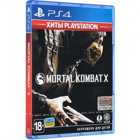 Изображение Диск Sony BD Mortal Kombat X 2217088 - изображение 2