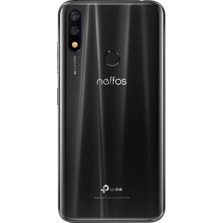 Зображення Смартфон TP-Link Neffos X 20 Pro 3/64 Gb Black - зображення 6