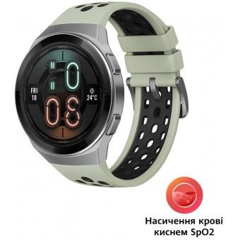 Зображення Фітнес браслет Huawei Watch GT 2e Mint Green Hector-B19C (55025275)