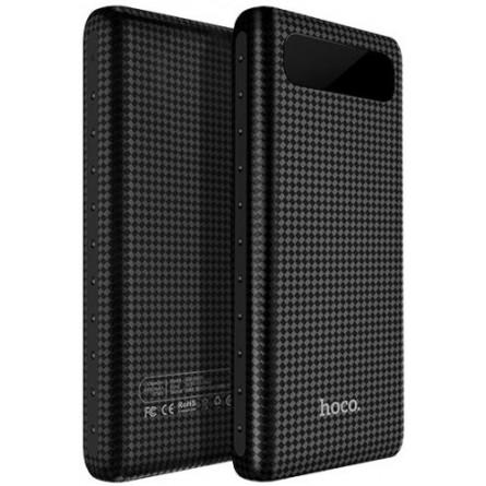 Зображення Мобільна батарея Hoco B 20 A 20000 mAh Black - зображення 1