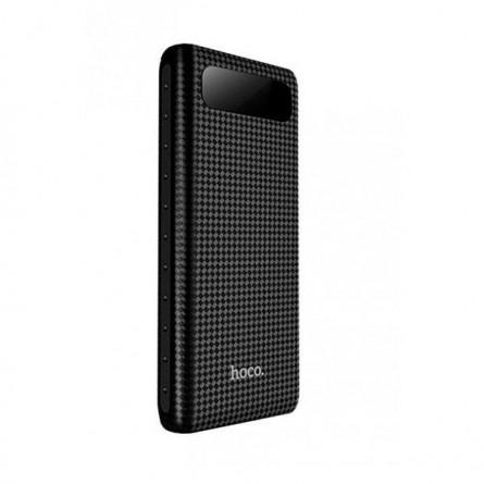 Зображення Мобільна батарея Hoco B 20 A 20000 mAh Black - зображення 2