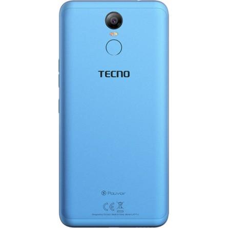 Зображення Смартфон Tecno Pouvoir 2 Pro 3/32 Gb Blue - зображення 2