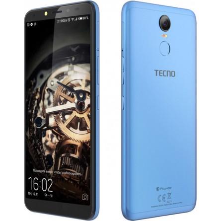 Зображення Смартфон Tecno Pouvoir 2 Pro 3/32 Gb Blue - зображення 3