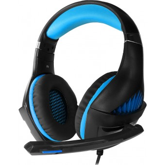 Зображення Навушники Crown CMGH-2101 Blue