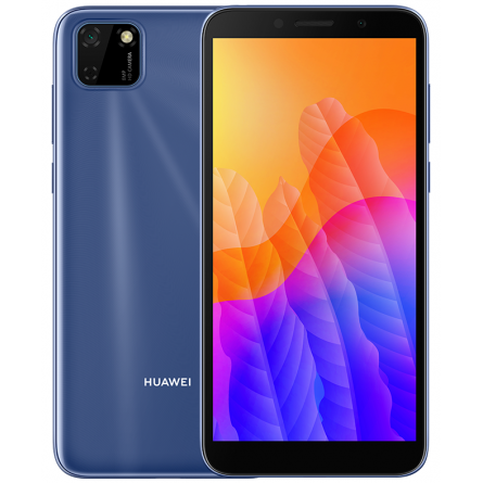 Зображення Смартфон Huawei Y 5 P 2/32 Gb Phantom Blue - зображення 1