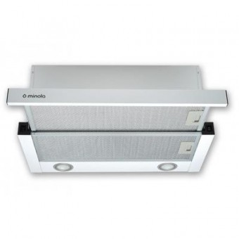Зображення Витяжки Minola HTL 6612 WH 1000 LED