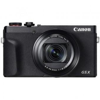 Зображення Цифрова фотокамера Canon Powershot G5 X Mark II Black (3070C013)