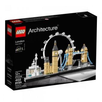 Зображення Конструктор Lego  Architecture Лондон (21034)