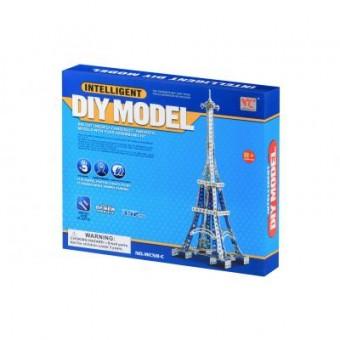 Зображення Конструктор Same Toy Конструктор  Inteligent DIY Model Эйфелева башня 352 эл. (WC58CUt)