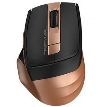 Изображение Компьютерная мыш A4Tech Fstyler FG35 USB чорний-бронза