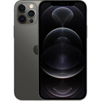Зображення Смартфон Apple iPhone 12 Pro 256Gb Graphite (MGMP3FS/A | MGMP3RM/A)