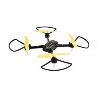 Зображення Радіокерована іграшка Helicute  Квадрокоптер с камерой Wi-Fi и барометром (чёрный) (HCT-H828HWb)