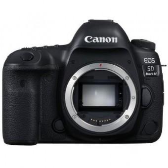 Зображення Цифрова фотокамера Canon EOS 5D MK IV body (1483C027AA)