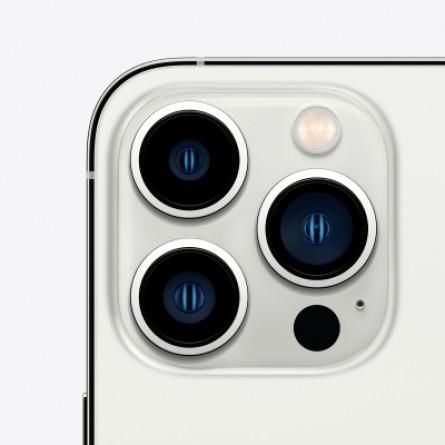 Зображення Смартфон Apple iPhone 13 Pro 256GB Silver (MLVF3) - зображення 4