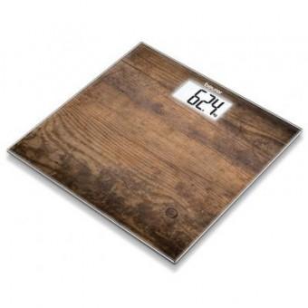 Изображение Веси напольные Beurer GS 203 Wood (4211125756321)