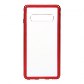 Изображение Чехол для телефона BeCover Magnetite Hardware Galaxy S10 SM-G973 Red (703516)