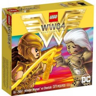 Зображення Конструктор Lego  Super Heroes Чудо-женщина против Гепарды 371 деталей (76157)
