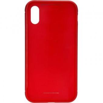 Изображение Чехол для телефона Armorstandart Magnetic Case 1 Gen. iPhone XS Red (ARM53389)