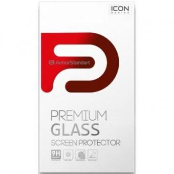 Изображение Защитное стекло Armorstandart Icon Nokia 3.4 Black (ARM57294)