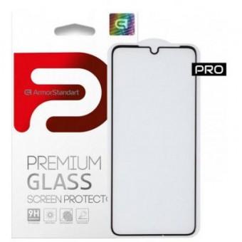 Изображение Защитное стекло Armorstandart для Xiaomi Redmi Note 8 Black (ARM55481-GPR-BK)