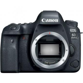 Зображення Цифрова фотокамера Canon EOS 6D MKII Body (1897C031)