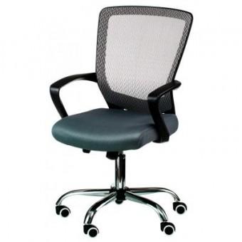 Зображення Офісне крісло Special4You Marin grey (000002415)