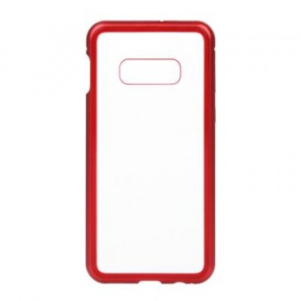 Изображение Чехол для телефона BeCover Magnetite Hardware Galaxy S10e SM-G970 Red (703519)