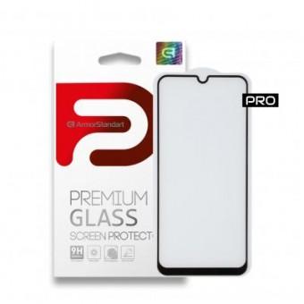 Изображение Защитное стекло Armorstandart Pro для Samsung M31 (M315) Black (ARM56219-GPR-BK)