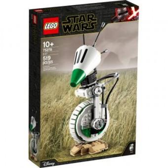 Изображение Конструктор Lego  Star Wars Дроид D-O 519 деталей (75278)