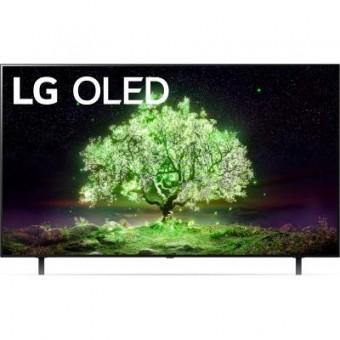 Зображення Телевізор LG OLED55A16LA
