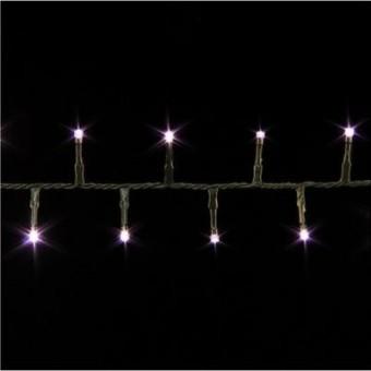 Изображение Гирлянда Luca Lighting сиреневая, 13,4 м (8718861124743)