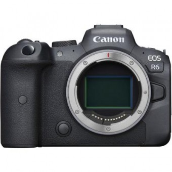 Зображення Цифрова фотокамера Canon EOS R6 body RUK/SEE (4082C044AA)