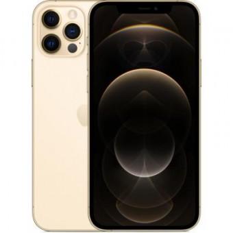 Зображення Смартфон Apple iPhone 12 Pro 512Gb Gold (MGMW3FS/A | MGMW3RM/A)
