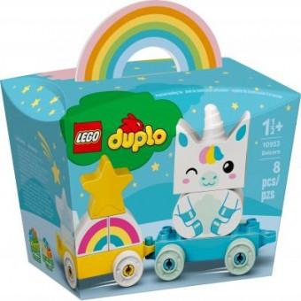 Зображення Конструктор Lego Конструктор  DUPLO My First Единорог 8 деталей (10953)