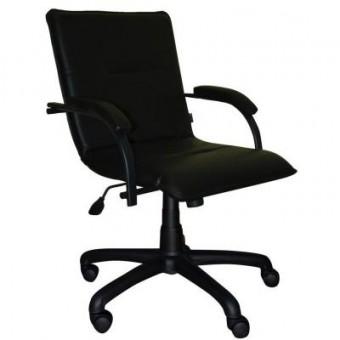 Зображення Офісне крісло ПРИМТЕКС ПЛЮС Samba black GTP CZ-3 Black (Samba black GTP CZ-3)