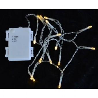 Зображення Гірлянда YES! Fun ЭлектроYes! Fun уличная, 20 LED лампочек, многоцвет (801132)