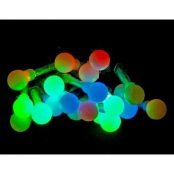 Зображення Гірлянда Luca Lighting Жемчужины 6 м, разноцветная (8718861488814)