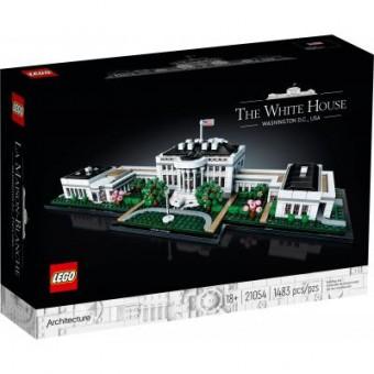 Зображення Конструктор Lego  Architecture Белый дом 1483 детали (21054)